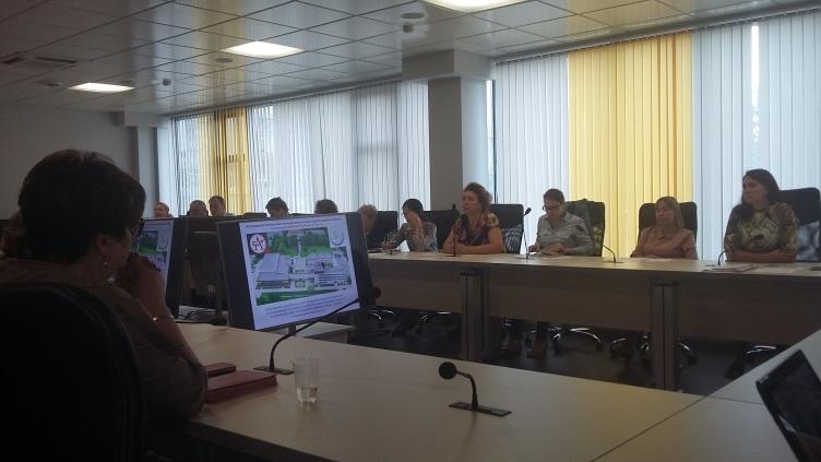 Круглый стол «Формирование современных управленческих и организационно-экономических механизмов в системе образования региона»