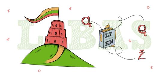 Приглашаем изучать литовский язык!