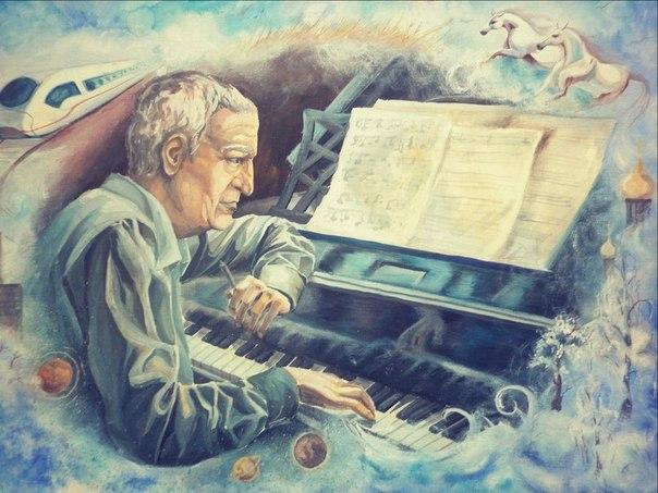 Областной конкурс эссе, посвящённый 100-летию со дня рождения композитора Георгия Васильевича Свиридова.