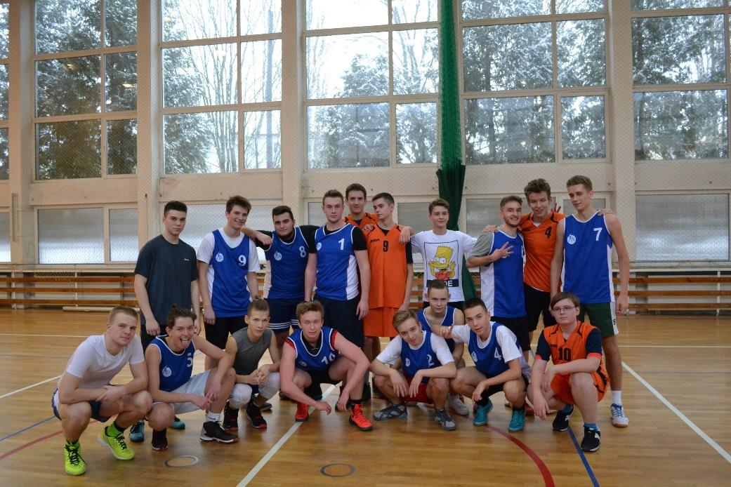 Учащиеся гимназии №32 посетили гимназию № 4 г. Ольштын