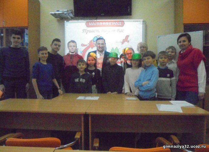Встреча с менеджером ФИФА Робертом Килдановичем