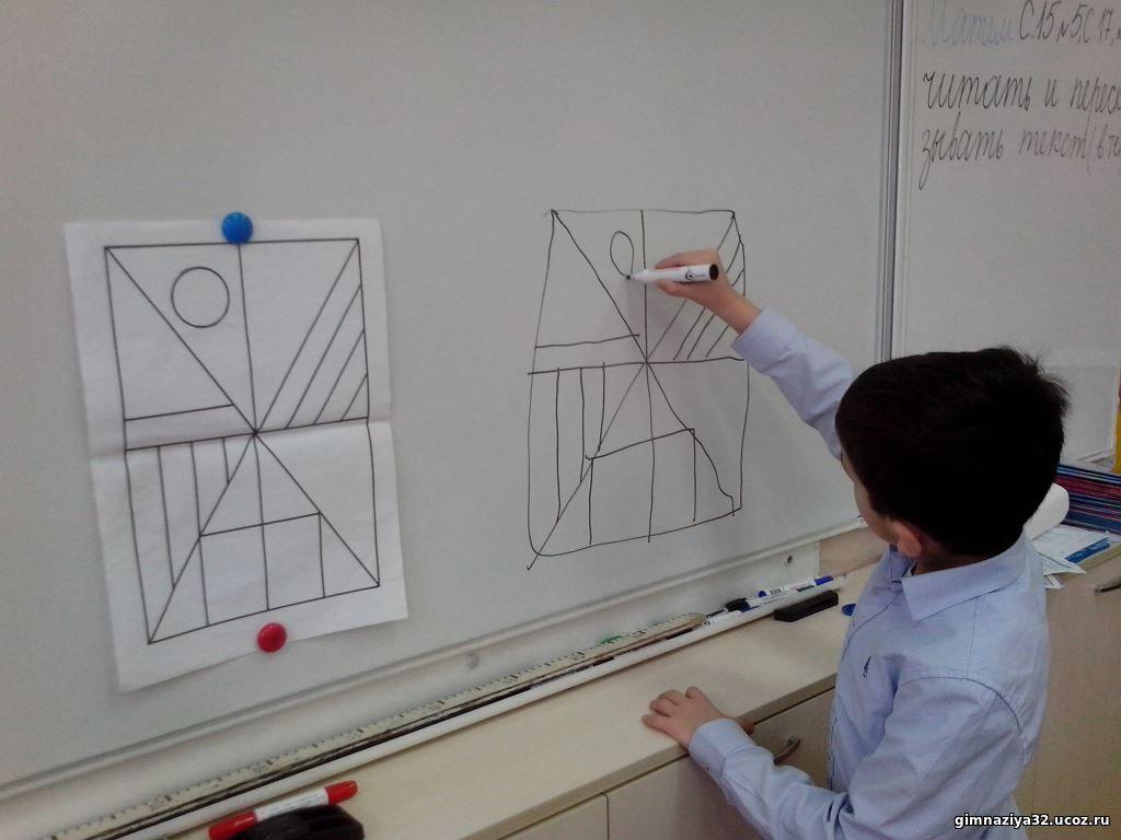 Развиваем зрительно-моторную координацию