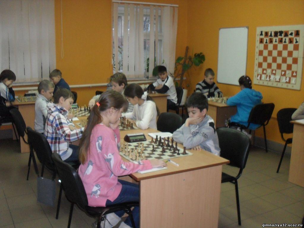 Шахматные каникулы