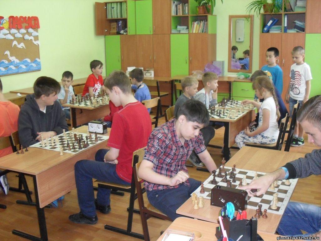 Шахматное лето в гимназии №32!