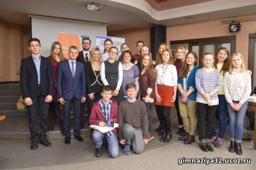 Поздравляем победителей и призеров финала областной олимпиады по польскому языку!
