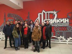 «Московские весенние Каникулы» с посещением Курчатовской школы