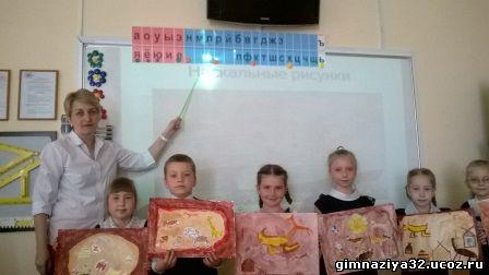 День славянской культуры и письменности в гимназии