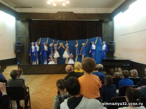 Концертная программа «Мы за мир!» в Гданьске
