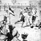 120 лет со дня проведения в России первого футбольного матча (1897 г.)