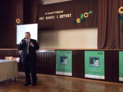 """Конференция """"XV Дни науки, образования и культуры"""" в г. Ольштын"""