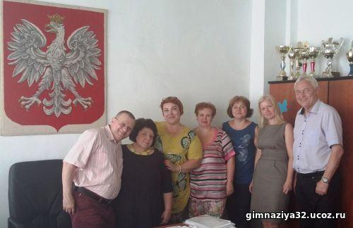 Проведение консультационных мероприятий по организации олимпиад «Калининград – Ольштын»