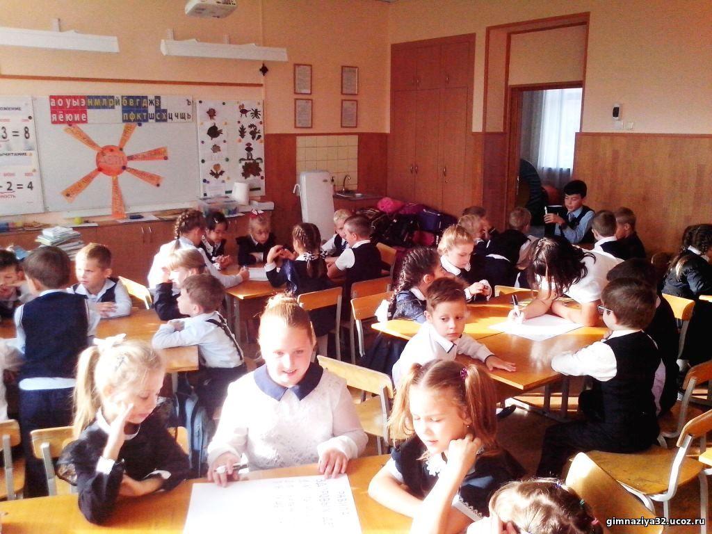 Волонтерское движение «Пятиклассники для первоклассников»