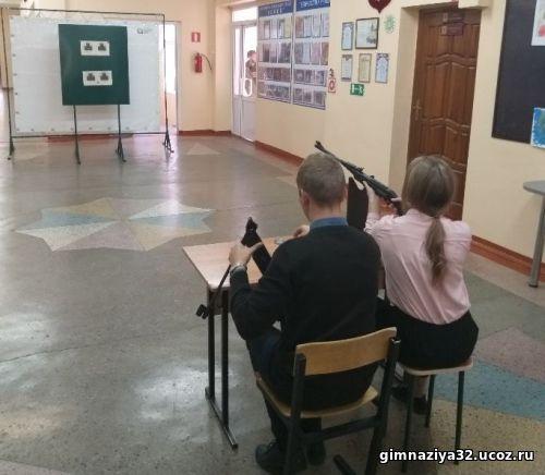 Проведение соревнований по спортивной стрельбе, подготовка к сдаче норм ГТО для младших школьников